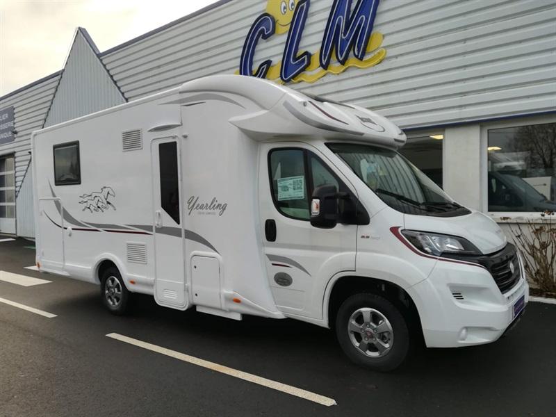 mc louis yearling 71 g neuf de 2018 fiat camping car en vente saint berthevin mayenne 53. Black Bedroom Furniture Sets. Home Design Ideas