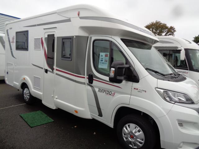 rapido 650 f neuf de 2018 fiat camping car en vente saint berthevin mayenne 53. Black Bedroom Furniture Sets. Home Design Ideas