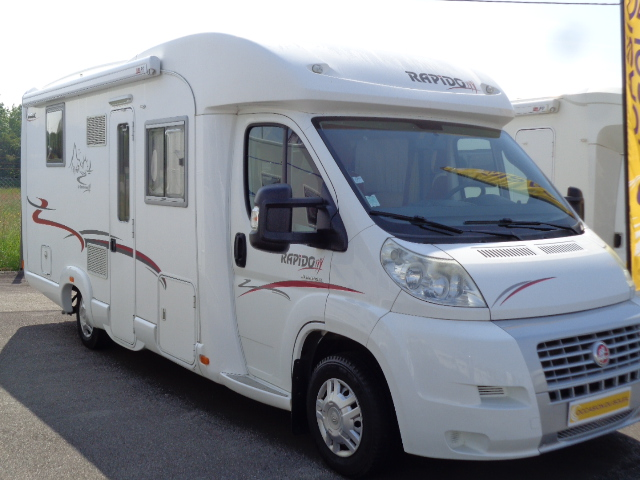 Vente Camping Car Occasion Mayenne