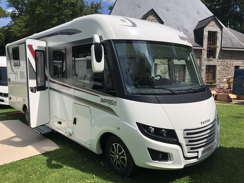 rapido i 96 neuf de 2019 fiat camping car en vente saint berthevin mayenne 53. Black Bedroom Furniture Sets. Home Design Ideas