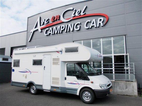 cote argus challenger 142 l 39 officiel du camping car. Black Bedroom Furniture Sets. Home Design Ideas