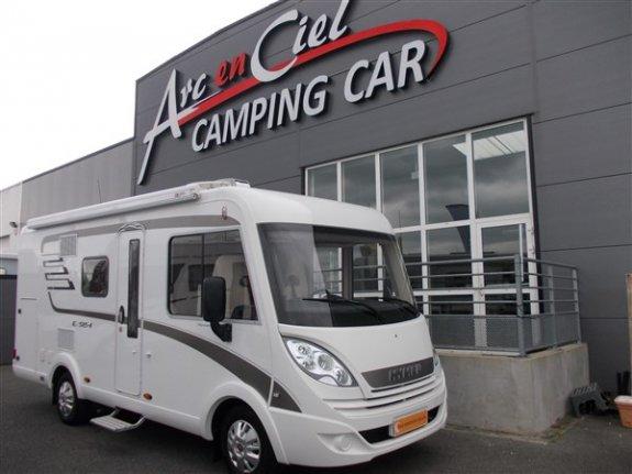 Hymer Exsis Sk Sg - Cotations et annonces - L'Officiel du Camping-car