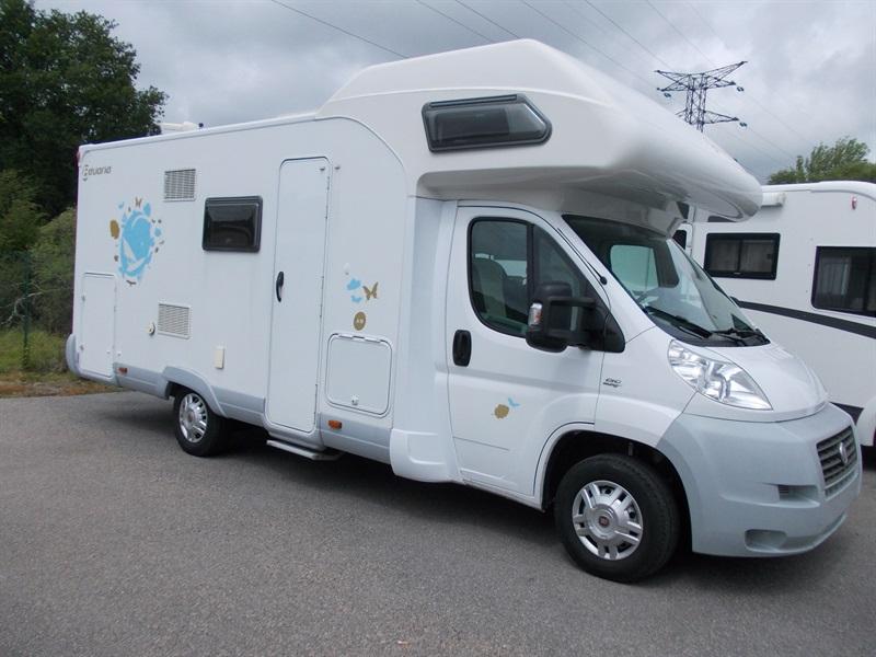 bavaria artic a 70 ag occasion de 2008 fiat camping car en vente guidel morbihan 56. Black Bedroom Furniture Sets. Home Design Ideas