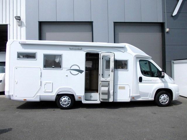 Camping Car Fiat Roller Team Granduca Garage