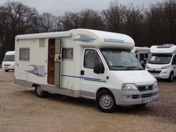 argus camping car adria 650 sp 2007. Black Bedroom Furniture Sets. Home Design Ideas