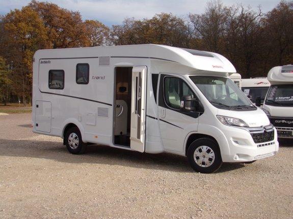 cote argus dethleffs trend t 6757 l 39 officiel du camping car. Black Bedroom Furniture Sets. Home Design Ideas