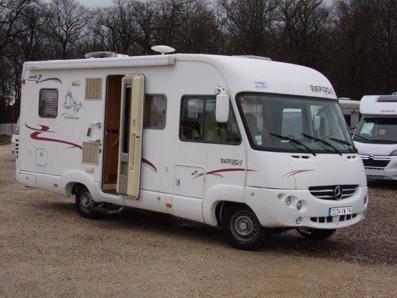cote argus rapido s rie 9 986 l 39 officiel du camping car. Black Bedroom Furniture Sets. Home Design Ideas