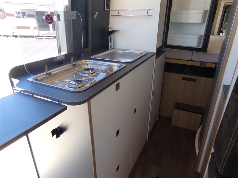 Camping Car Vieux Charmont