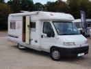 Camping-Car Burstner T 603 Occasion