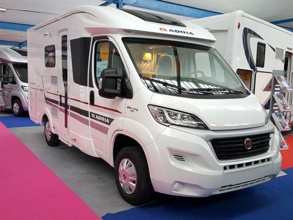 cote argus adria compact scs l 39 officiel du camping car. Black Bedroom Furniture Sets. Home Design Ideas
