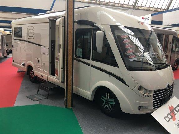 cote argus carthago c tourer i 138 l 39 officiel du camping car. Black Bedroom Furniture Sets. Home Design Ideas