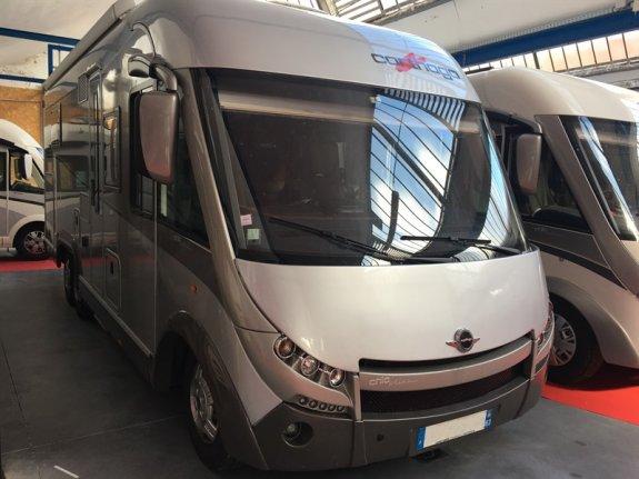 Occasion Carthago Chic E-Line 51 vendu par LOISIRS CAMPER