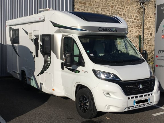 Chausson 718 Xlb Limited Edition