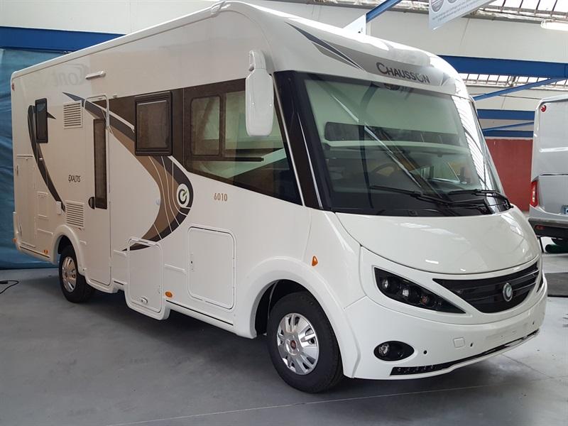 Acheter Camping Car Neuf