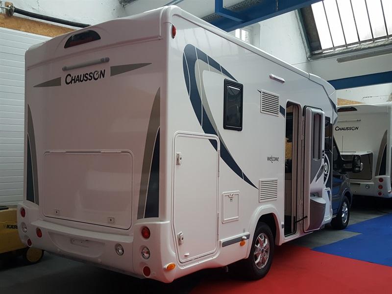 chausson welcome 630 neuf de 2017 ford camping car en vente montfaucon en velay haute. Black Bedroom Furniture Sets. Home Design Ideas