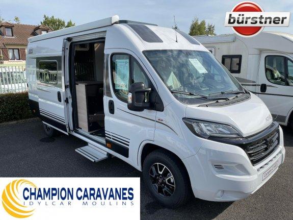 Burstner Campeo C 640
