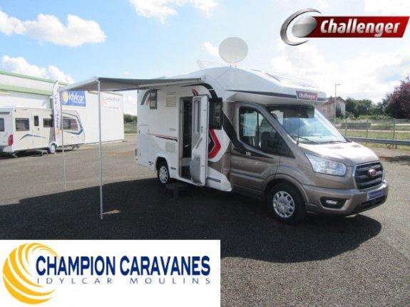 Challenger 250 Premium