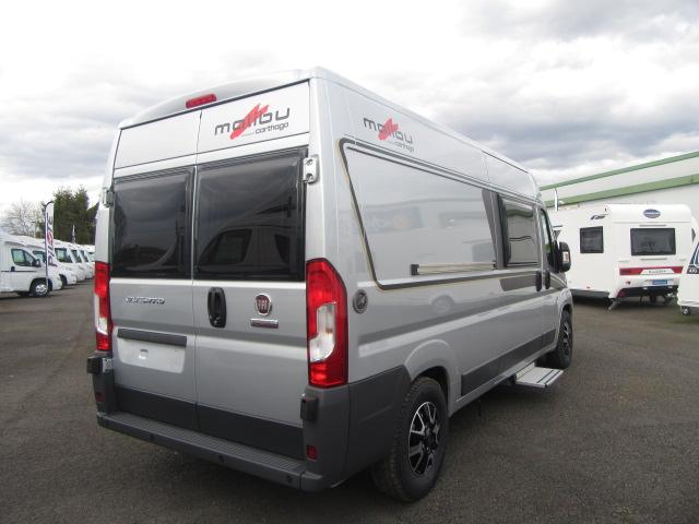carthago malibu 600 neuf de 2018 fiat camping car en vente toulon sur allier allier 03. Black Bedroom Furniture Sets. Home Design Ideas