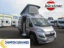 achat camping-car Burstner Campeo C 540
