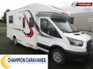 Camping-Car Challenger 268 Start Edition Neuf