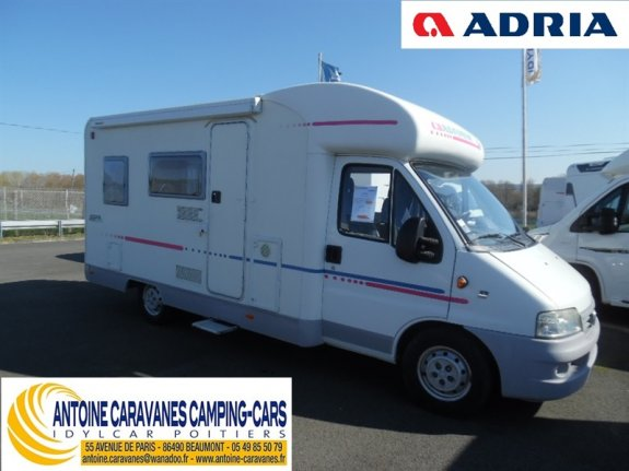 Adria 573 DS