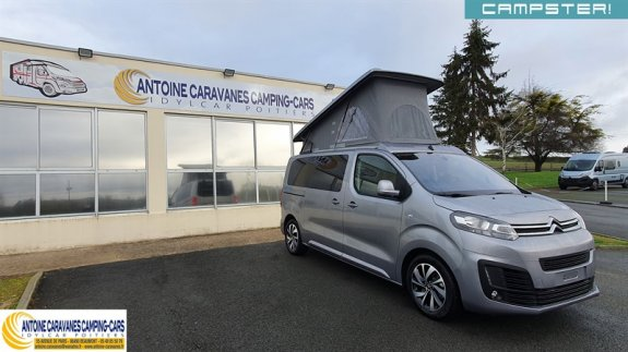 Campster Space Tourer 150