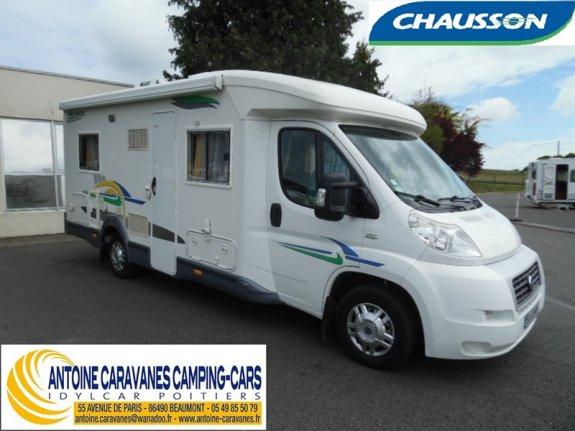 cote argus chausson welcome 75 85 95 l 39 officiel du camping car. Black Bedroom Furniture Sets. Home Design Ideas