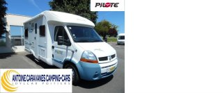 Pilote Reference P 665