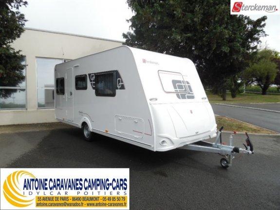 Caravelair Starlett Comfort 480 Cp