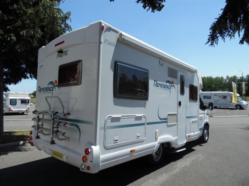 pilote reference p 665 occasion porteur renault 3l dci 140ch diesel camping car vendre en. Black Bedroom Furniture Sets. Home Design Ideas