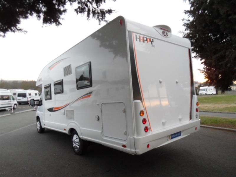 pla camper happy 390 neuf de 2017 citroen camping car. Black Bedroom Furniture Sets. Home Design Ideas