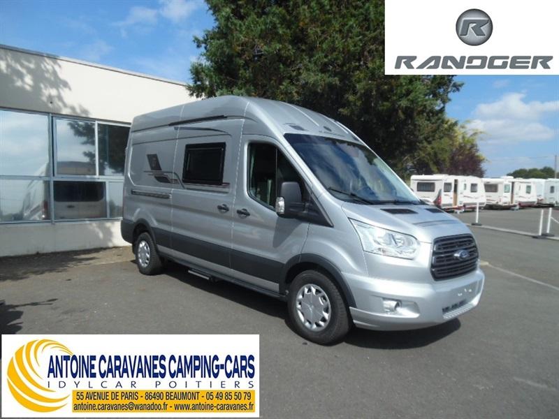 randger r560 4x4 neuf de 2019 ford camping car en vente beaumont vienne 86. Black Bedroom Furniture Sets. Home Design Ideas