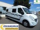 achat  Font Vendome Master Van ANTOINE CARAVANES-CAMPING-CARS