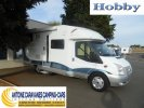achat camping-car Hobby Siesta 600 GFSC