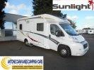 Occasion Sunlight T 64 vendu par ANTOINE CARAVANES-CAMPING-CARS