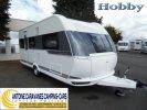 Neuf Hobby Excellent 495 UL vendu par ANTOINE CARAVANES-CAMPING-CARS