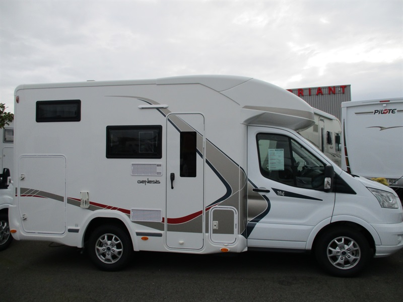 Camping Car Genesis  Challenger