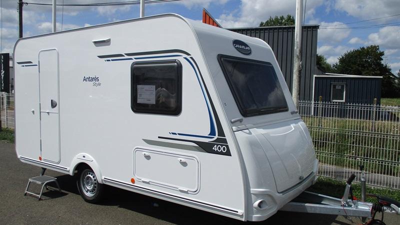 caravelair antares style 400 neuf de 2017 caravane en vente la meziere ile et villaine 35. Black Bedroom Furniture Sets. Home Design Ideas