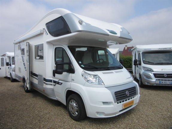 mc louis tandy 640 occasion de 2011 fiat camping car en vente franqueville saint pierre. Black Bedroom Furniture Sets. Home Design Ideas