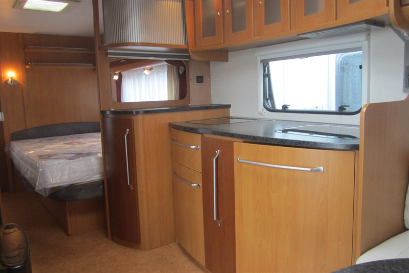 dethleffs emotion sylver 650 occasion caravane vendre en seine maritime 76 ref 7956. Black Bedroom Furniture Sets. Home Design Ideas