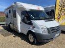 achat camping-car Burstner Ixeo IT 660