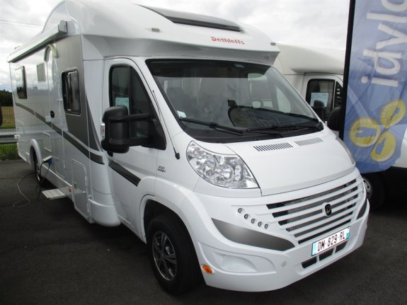 Occasion Dethleffs Magic Edition T White Dbm vendu par CARAVANE SERVICE JOUSSE ROUEN NORD