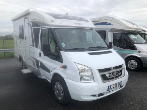 Occasion Eriba Van 513 vendu par CARAVANE SERVICE JOUSSE ROUEN NORD