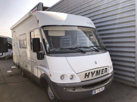 Occasion Hymer Hymermobil 524 vendu par CARAVANE SERVICE JOUSSE ROUEN NORD