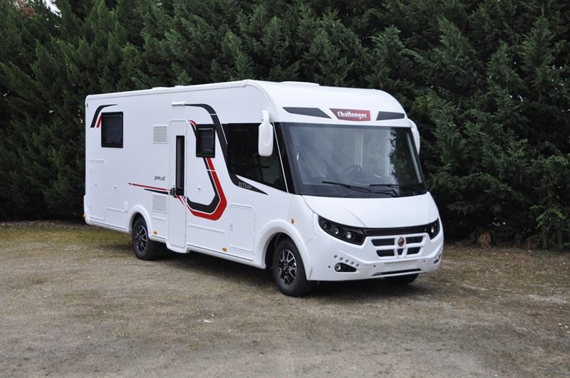 challenger sirius 3078 xlb neuf de 2018 fiat camping car en vente saint jean du cardonnay. Black Bedroom Furniture Sets. Home Design Ideas
