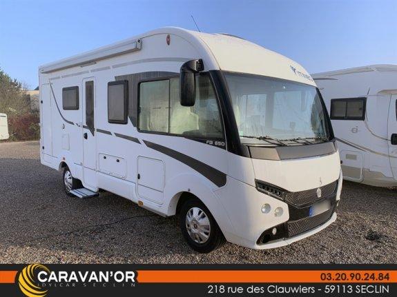Occasion Itineo 650 FB vendu par CARAVAN`OR 59