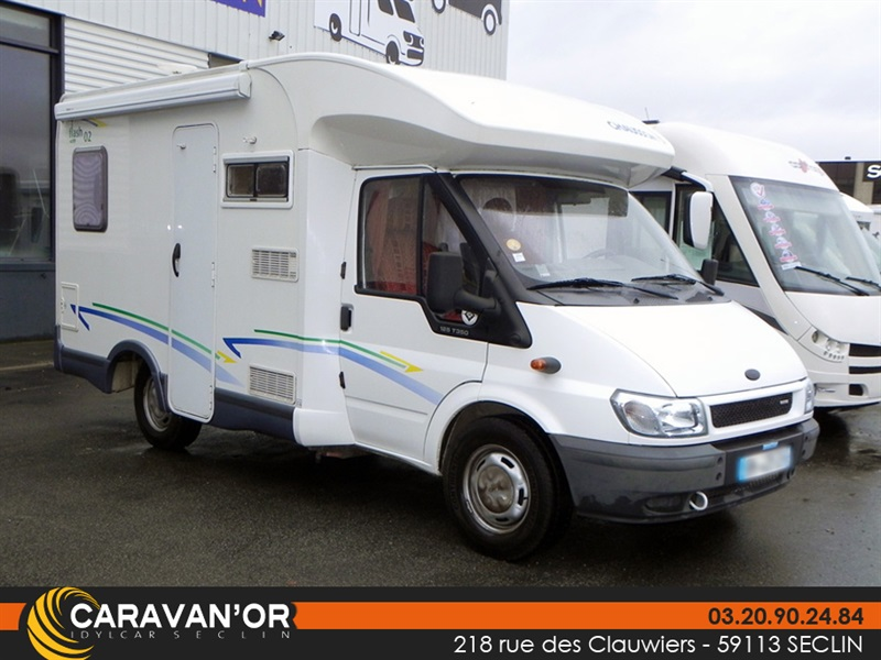 Campings Cars Occasion Nord