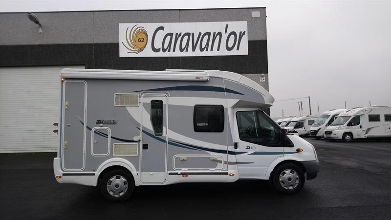 chausson titanium 10 occasion de 2013 ford camping car en vente seclin nord 59. Black Bedroom Furniture Sets. Home Design Ideas