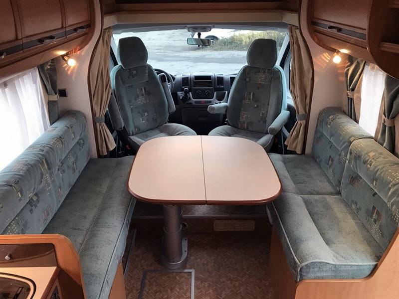 Fleurette Migrateur 70 Lg Occasion De 2010 Citroen Camping Car