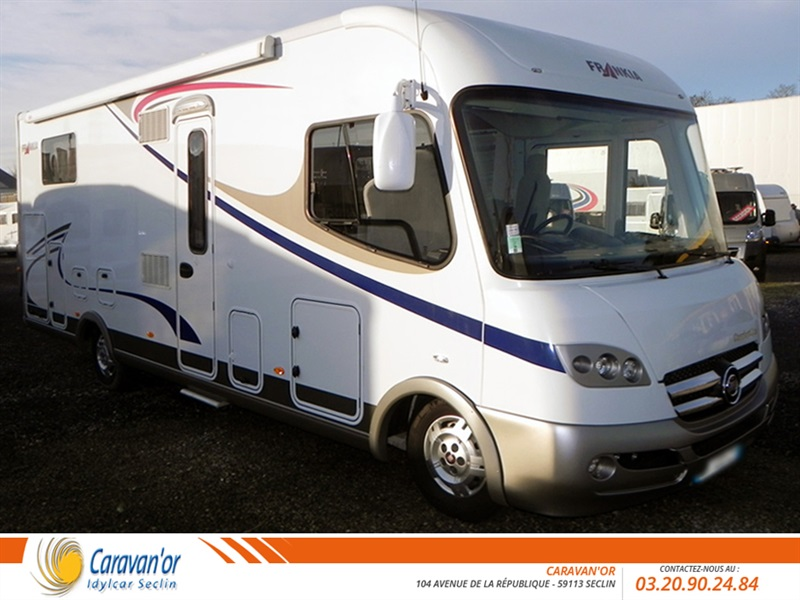 frankia i 740 qd occasion de 2012 fiat camping car en vente seclin nord 59. Black Bedroom Furniture Sets. Home Design Ideas